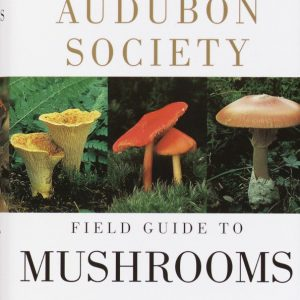 audubon field guide to NA mushrooms