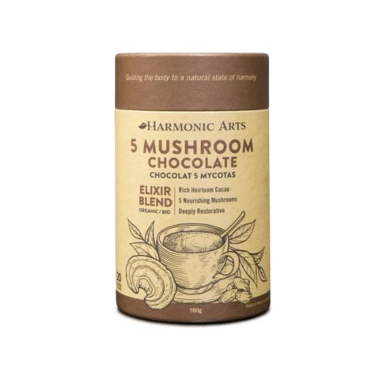 5 Mushroom Hot Chocolate